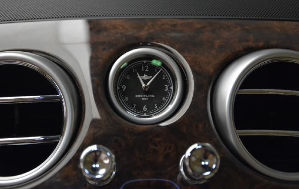 Used 2016 Bentley Flying Spur W12 for sale Sold at Maserati of Westport in Westport CT 06880 21