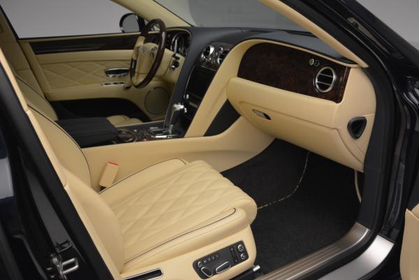 Used 2016 Bentley Flying Spur W12 for sale Sold at Maserati of Westport in Westport CT 06880 24