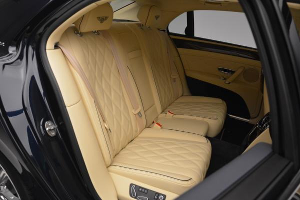 Used 2016 Bentley Flying Spur W12 for sale Sold at Maserati of Westport in Westport CT 06880 26