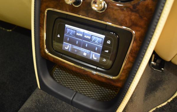 Used 2016 Bentley Flying Spur W12 for sale Sold at Maserati of Westport in Westport CT 06880 27