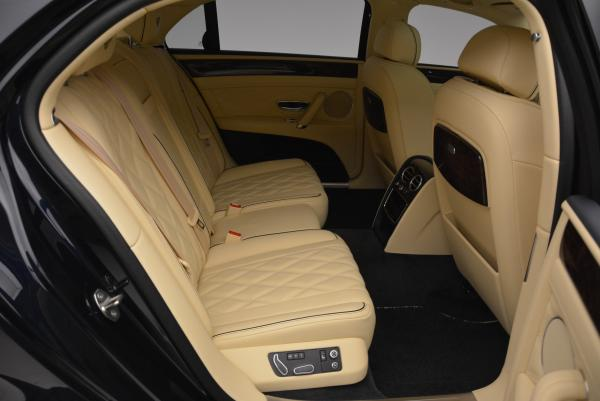 Used 2016 Bentley Flying Spur W12 for sale Sold at Maserati of Westport in Westport CT 06880 28