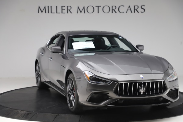 New 2019 Maserati Ghibli S Q4 GranSport for sale $100,695 at Maserati of Westport in Westport CT 06880 11