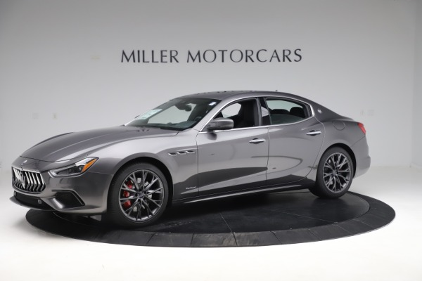 New 2019 Maserati Ghibli S Q4 GranSport for sale $100,695 at Maserati of Westport in Westport CT 06880 2