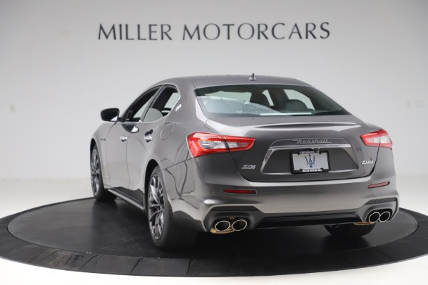 New 2019 Maserati Ghibli S Q4 GranSport for sale $100,695 at Maserati of Westport in Westport CT 06880 5