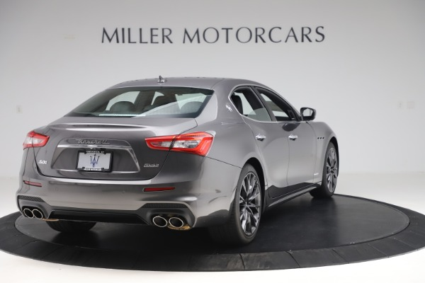 New 2019 Maserati Ghibli S Q4 GranSport for sale $100,695 at Maserati of Westport in Westport CT 06880 7