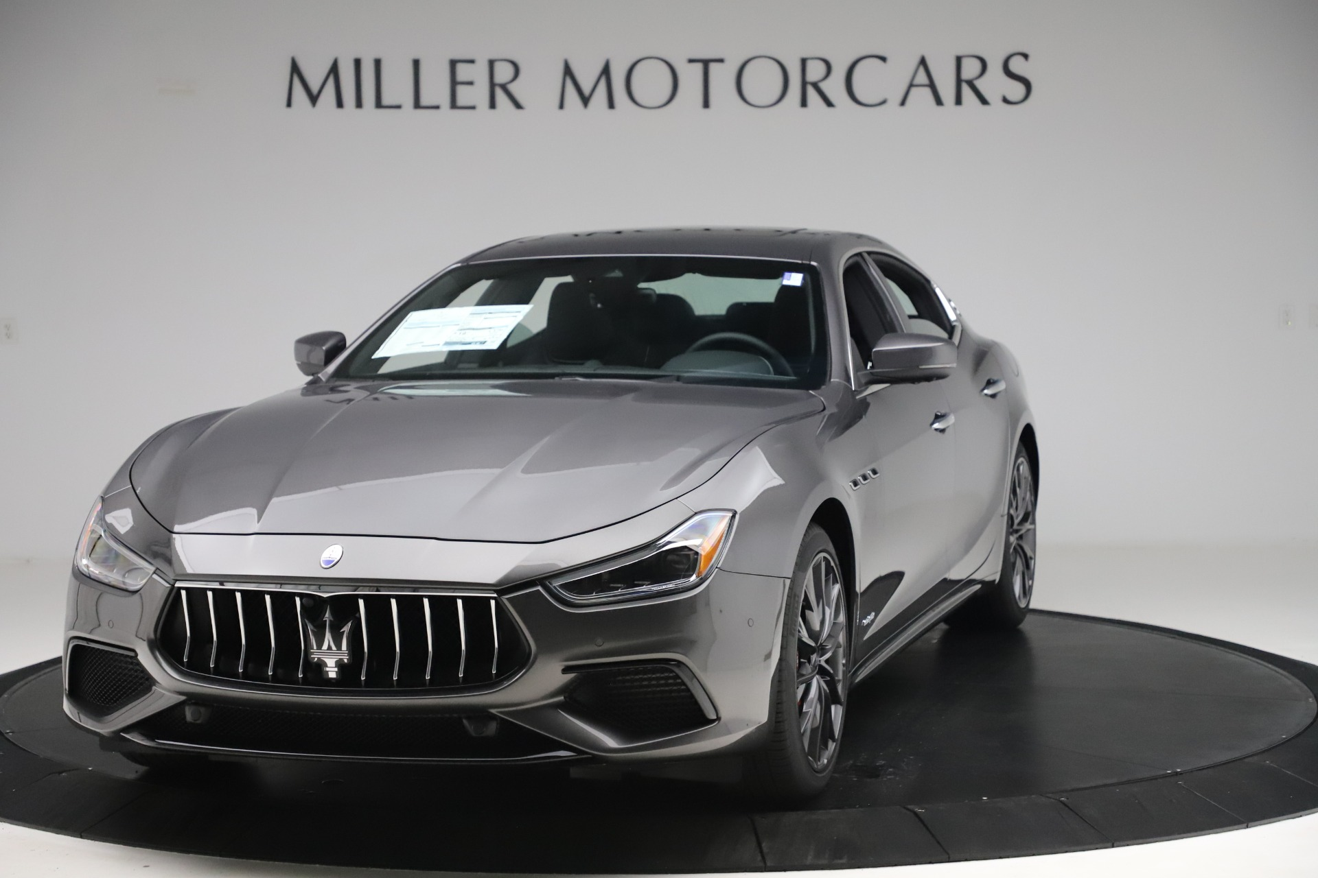 New 2019 Maserati Ghibli S Q4 GranSport for sale $100,695 at Maserati of Westport in Westport CT 06880 1