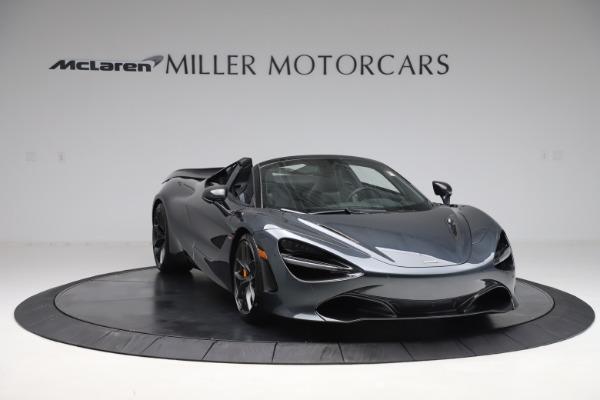 New 2020 McLaren 720S Spider Performance for sale $384,930 at Maserati of Westport in Westport CT 06880 10