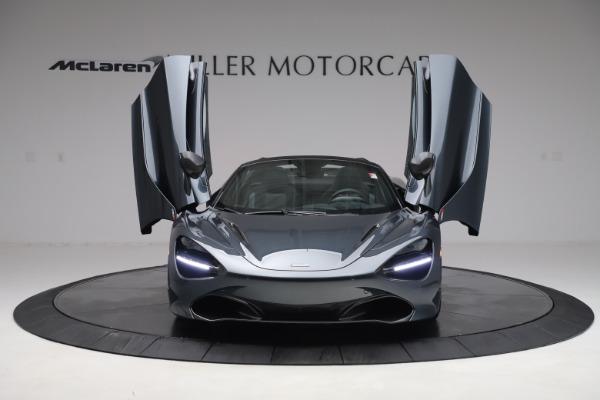 New 2020 McLaren 720S Spider Performance for sale $384,930 at Maserati of Westport in Westport CT 06880 12