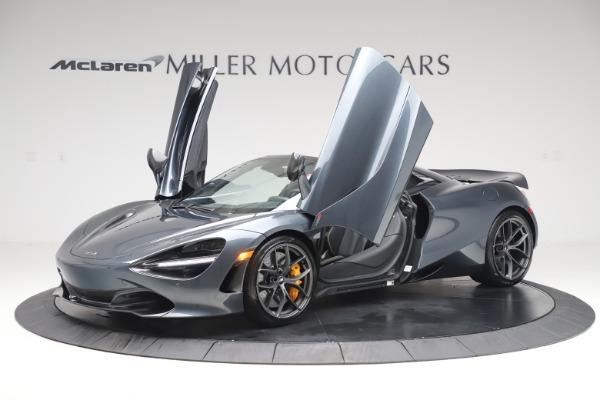 New 2020 McLaren 720S Spider Performance for sale $384,930 at Maserati of Westport in Westport CT 06880 13