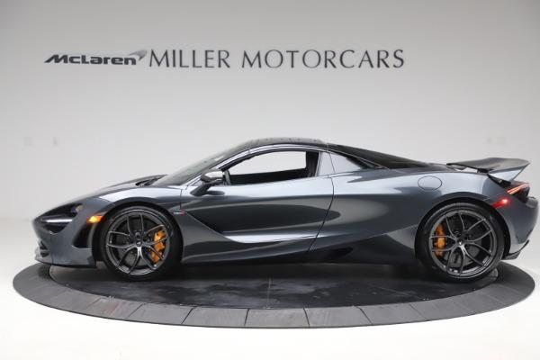New 2020 McLaren 720S Spider Performance for sale $384,930 at Maserati of Westport in Westport CT 06880 15