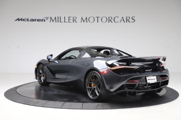 New 2020 McLaren 720S Spider Performance for sale $384,930 at Maserati of Westport in Westport CT 06880 16