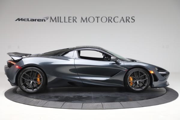 New 2020 McLaren 720S Spider Performance for sale $384,930 at Maserati of Westport in Westport CT 06880 19