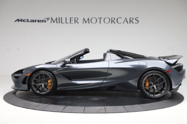 New 2020 McLaren 720S Spider Performance for sale $384,930 at Maserati of Westport in Westport CT 06880 2