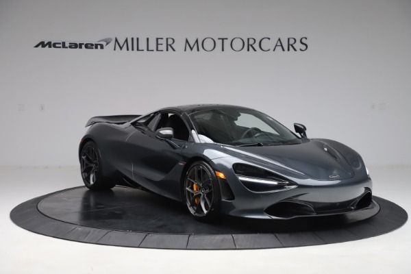 New 2020 McLaren 720S Spider Performance for sale $384,930 at Maserati of Westport in Westport CT 06880 20