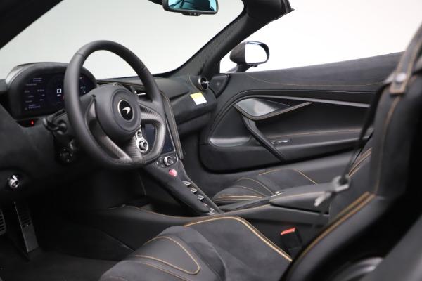 New 2020 McLaren 720S Spider Performance for sale $384,930 at Maserati of Westport in Westport CT 06880 22
