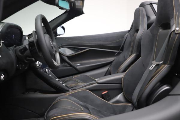 New 2020 McLaren 720S Spider Performance for sale $384,930 at Maserati of Westport in Westport CT 06880 23