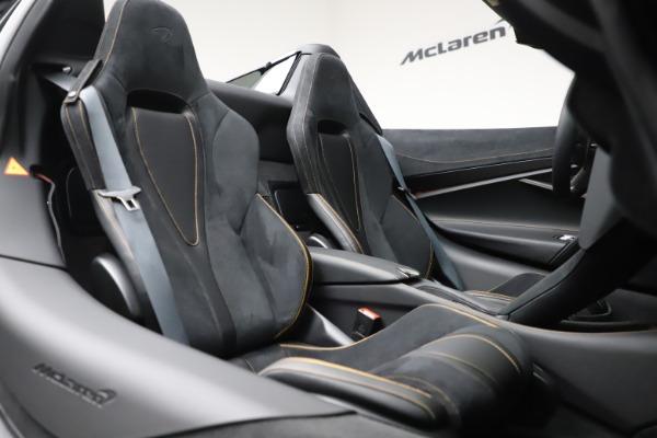 New 2020 McLaren 720S Spider Performance for sale $384,930 at Maserati of Westport in Westport CT 06880 27