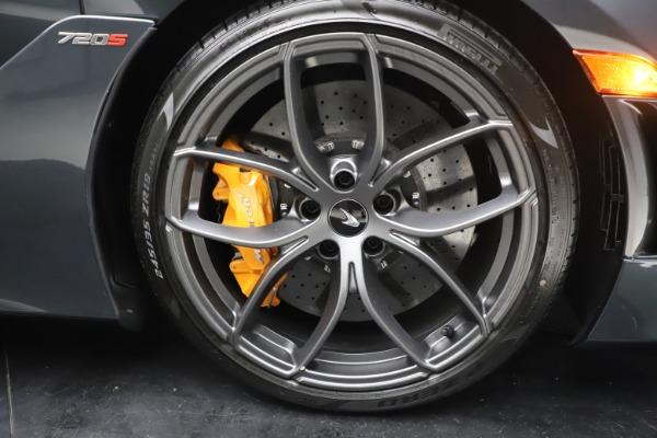 New 2020 McLaren 720S Spider Performance for sale $384,930 at Maserati of Westport in Westport CT 06880 28