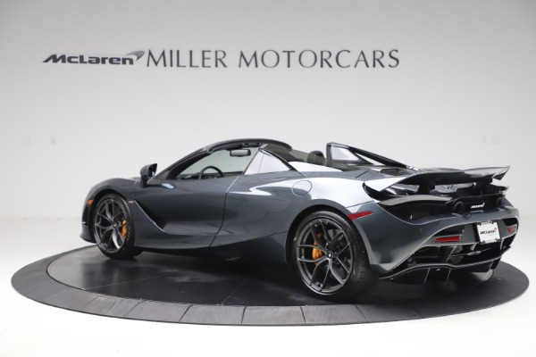 New 2020 McLaren 720S Spider Performance for sale $384,930 at Maserati of Westport in Westport CT 06880 3