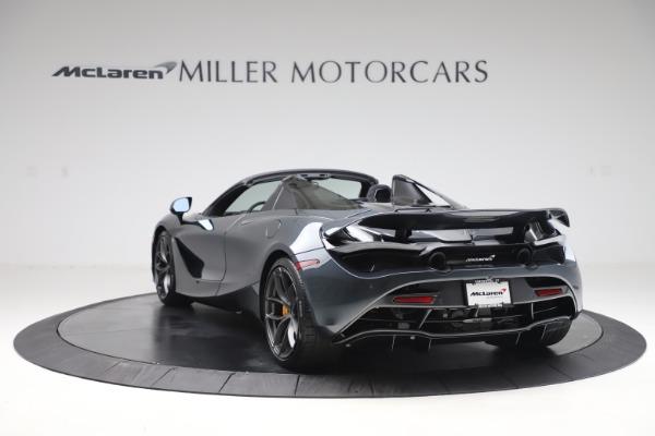 New 2020 McLaren 720S Spider Performance for sale $384,930 at Maserati of Westport in Westport CT 06880 4