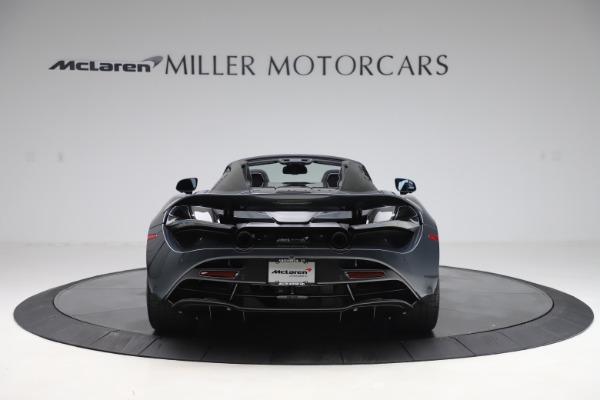 New 2020 McLaren 720S Spider Performance for sale $384,930 at Maserati of Westport in Westport CT 06880 5
