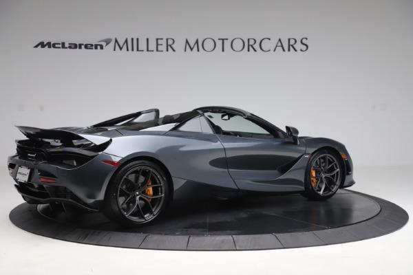 New 2020 McLaren 720S Spider Performance for sale $384,930 at Maserati of Westport in Westport CT 06880 7