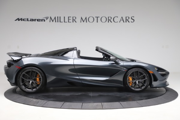 New 2020 McLaren 720S Spider Performance for sale $384,930 at Maserati of Westport in Westport CT 06880 8