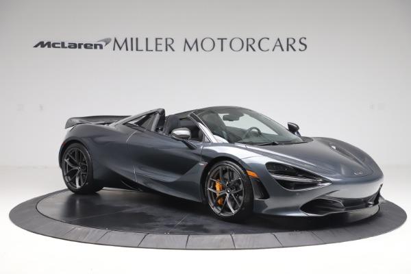 New 2020 McLaren 720S Spider Performance for sale $384,930 at Maserati of Westport in Westport CT 06880 9