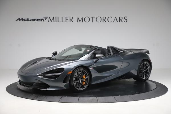 New 2020 McLaren 720S Spider Performance for sale $384,930 at Maserati of Westport in Westport CT 06880 1