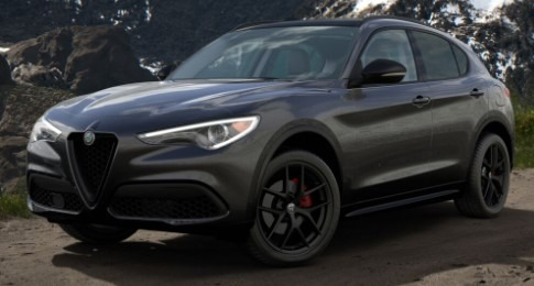 New 2020 Alfa Romeo Stelvio Sport Q4 for sale $50,790 at Maserati of Westport in Westport CT 06880 1