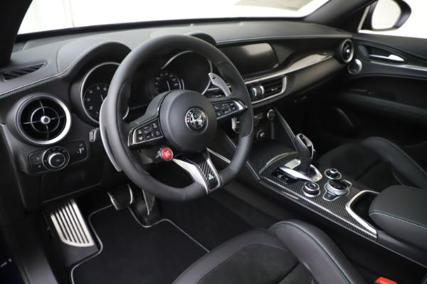 New 2020 Alfa Romeo Stelvio Quadrifoglio for sale $88,845 at Maserati of Westport in Westport CT 06880 13