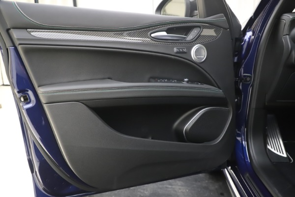 New 2020 Alfa Romeo Stelvio Quadrifoglio for sale $88,845 at Maserati of Westport in Westport CT 06880 17