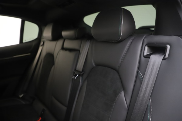 New 2020 Alfa Romeo Stelvio Quadrifoglio for sale $88,845 at Maserati of Westport in Westport CT 06880 18