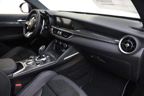 New 2020 Alfa Romeo Stelvio Quadrifoglio for sale $88,845 at Maserati of Westport in Westport CT 06880 22