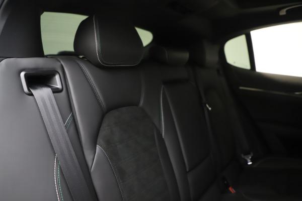 New 2020 Alfa Romeo Stelvio Quadrifoglio for sale $88,845 at Maserati of Westport in Westport CT 06880 26