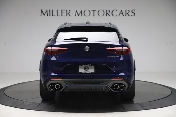 New 2020 Alfa Romeo Stelvio Quadrifoglio for sale $88,845 at Maserati of Westport in Westport CT 06880 6