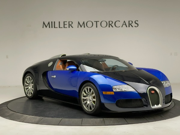 Used 2008 Bugatti Veyron 16.4 Base for sale Call for price at Maserati of Westport in Westport CT 06880 12