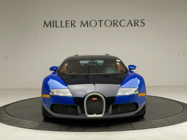 Used 2008 Bugatti Veyron 16.4 Base for sale Call for price at Maserati of Westport in Westport CT 06880 3