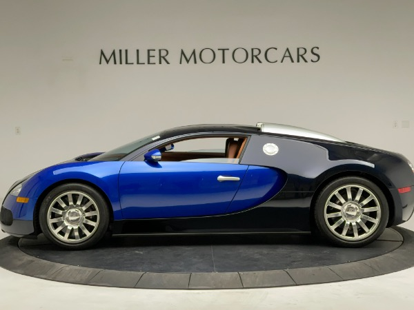 Used 2008 Bugatti Veyron 16.4 Base for sale Call for price at Maserati of Westport in Westport CT 06880 4