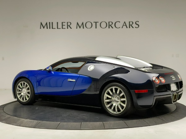 Used 2008 Bugatti Veyron 16.4 Base for sale Call for price at Maserati of Westport in Westport CT 06880 5
