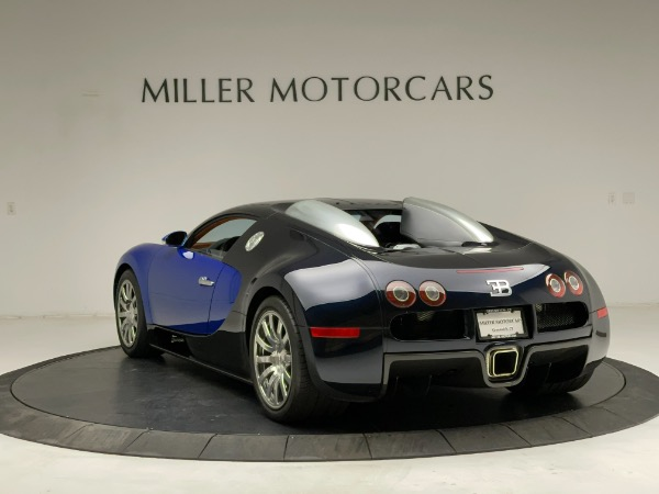 Used 2008 Bugatti Veyron 16.4 Base for sale Call for price at Maserati of Westport in Westport CT 06880 6