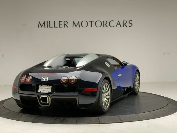 Used 2008 Bugatti Veyron 16.4 Base for sale Call for price at Maserati of Westport in Westport CT 06880 7