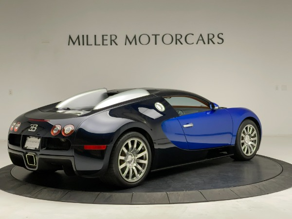 Used 2008 Bugatti Veyron 16.4 Base for sale Call for price at Maserati of Westport in Westport CT 06880 8