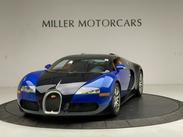 Used 2008 Bugatti Veyron 16.4 Base for sale Call for price at Maserati of Westport in Westport CT 06880 1
