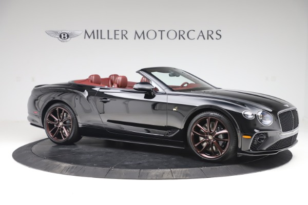 New 2020 Bentley Continental GTC Number 1 Edition for sale Sold at Maserati of Westport in Westport CT 06880 10