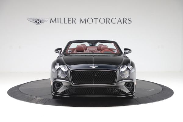 New 2020 Bentley Continental GTC Number 1 Edition for sale $331,585 at Maserati of Westport in Westport CT 06880 12