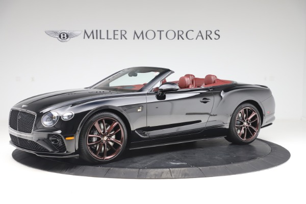 New 2020 Bentley Continental GTC Number 1 Edition for sale Sold at Maserati of Westport in Westport CT 06880 2