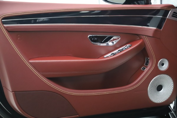 New 2020 Bentley Continental GTC Number 1 Edition for sale $331,585 at Maserati of Westport in Westport CT 06880 23