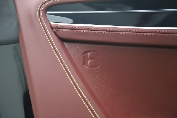 New 2020 Bentley Continental GTC Number 1 Edition for sale Sold at Maserati of Westport in Westport CT 06880 24