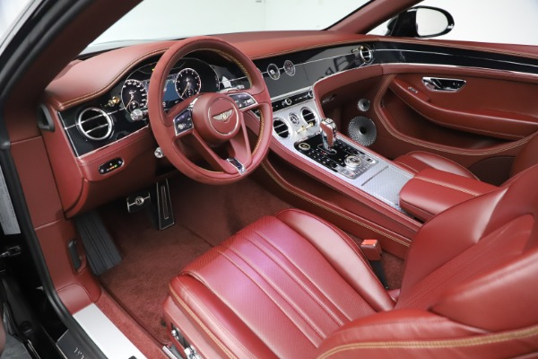 New 2020 Bentley Continental GTC Number 1 Edition for sale $331,585 at Maserati of Westport in Westport CT 06880 26